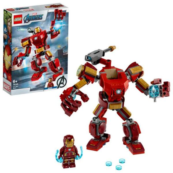 LEGO® Marvel Super Heroes Iron Man Mech (76140)