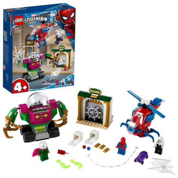 LEGO® Marvel Super Heroes Mysterios Bedrohung (76149)