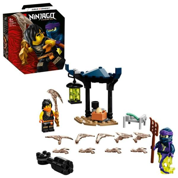 LEGO® NINJAGO® Battle Set: Cole vs. Geisterkämpfer (71733)