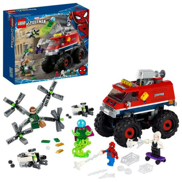 LEGO® Marvel Super Heroes Spider-Mans Monstertruck vs. Mysterio (76174)